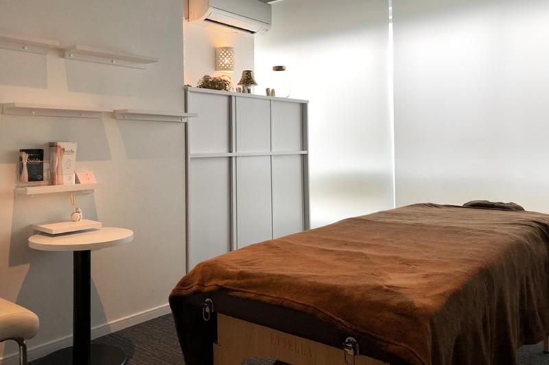 Body making salon Suèda。内観イメージ